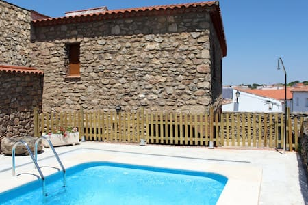 Charming house in Extremadura