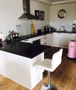 Modern bright family apartment in Amsterdam - อัมสเตอร์ดัม - (ไม่ทราบ)