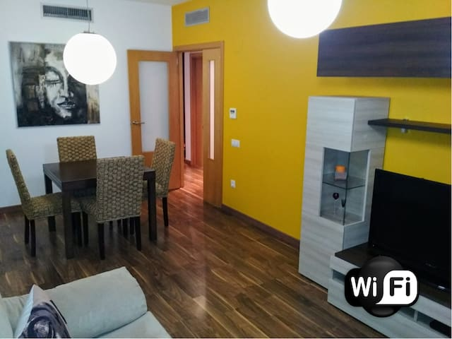 NEW APARTMENT IN THE CENTER OF OLIVA