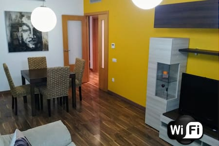 Luxurious apartment in the center of Oliva I