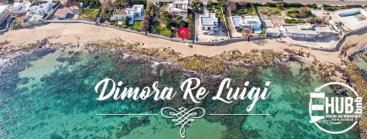 Re Luigi House- w/ Private access to the beach!