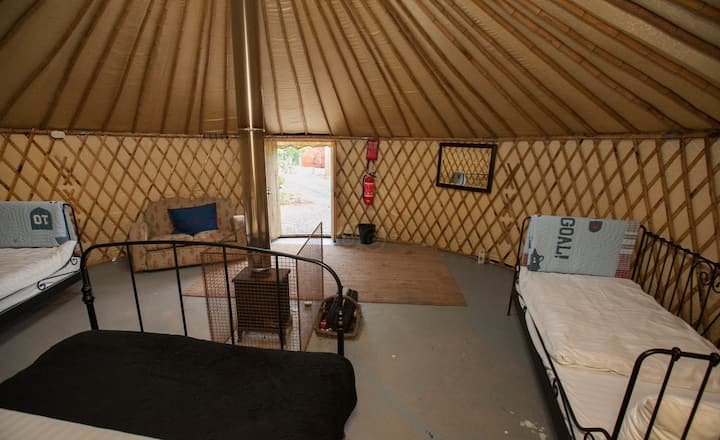 Yurt No. 6