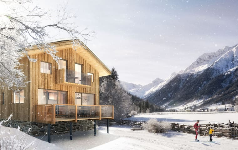 Chalet Wellness XL