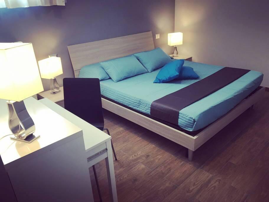 Camera da letto - Adriano