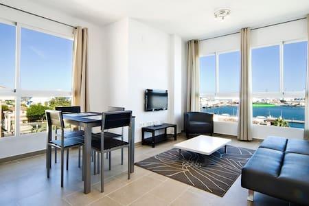 Apartamento 1 dormit. vistas puerto - El Grao de Castellón - Daire