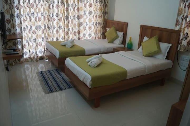 2BHK Apartment - Mumbai - Apartment