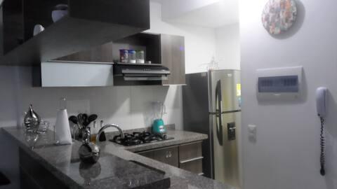 Excelente Apartamento amoblado en Bucaramanga