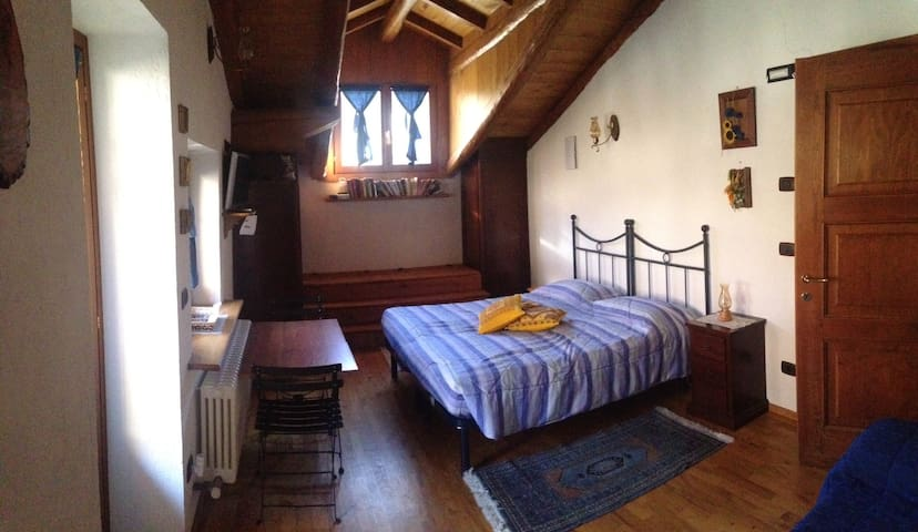Charming room in the mountains - Limone Piemonte