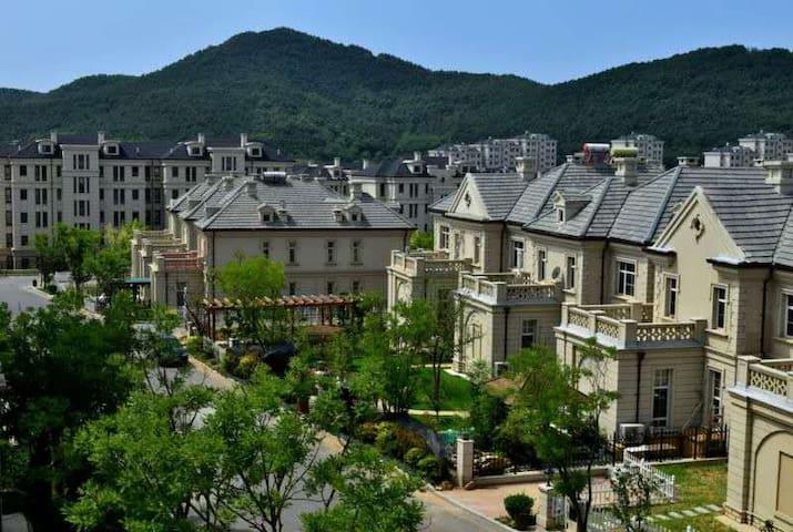 法式洋房,交通便利,度假最佳居所! - Dalian Shi - Huis