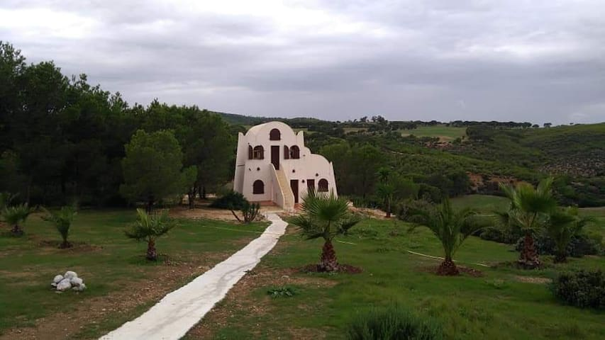 Villa El Ksour