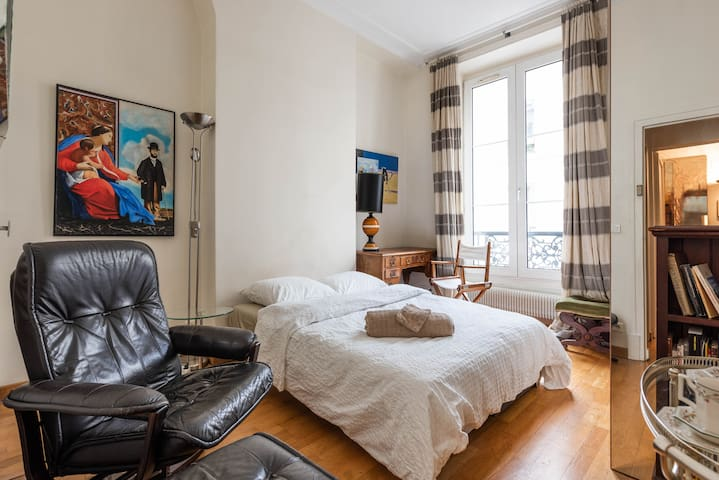 Paris : bel appartement