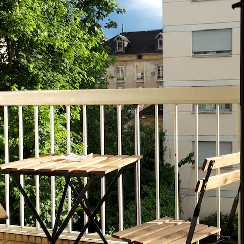 Chambéry  (60m²) - Quiet in the City centre