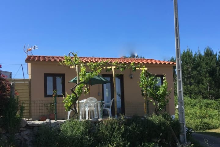 Brand new bungalow in a quiet area of Baiona