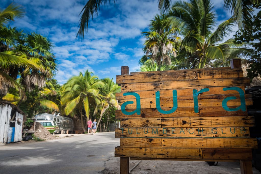 Your stay includes Beach Club Aura with amazing 30% discount
