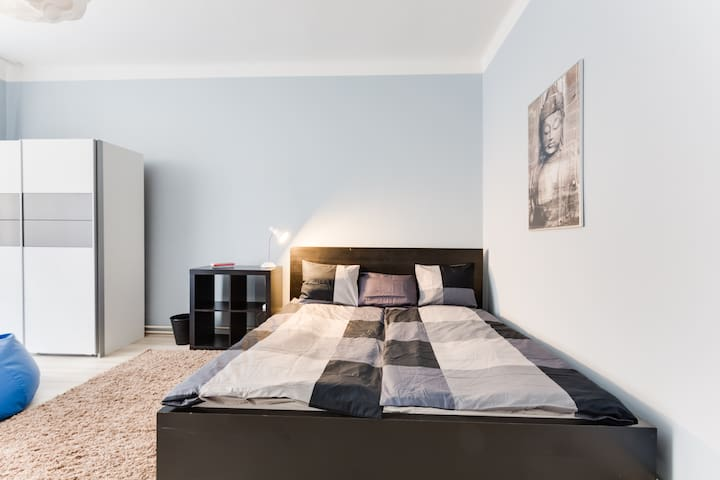 Large Luxury Room in Huge Flat for Perfect Stay