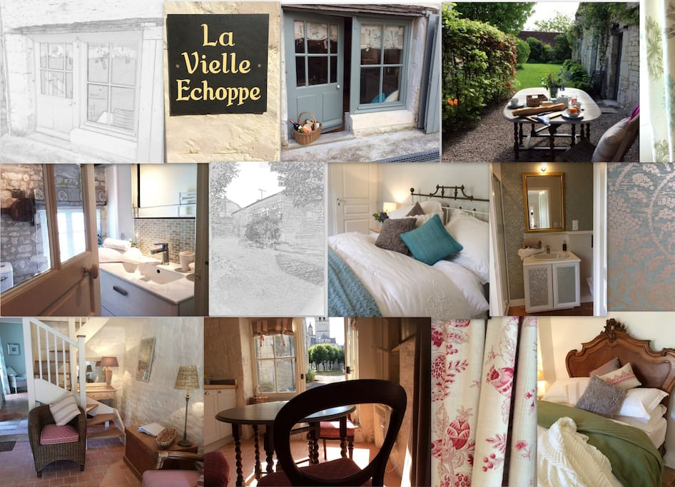 A portfolio of our French Retreat.