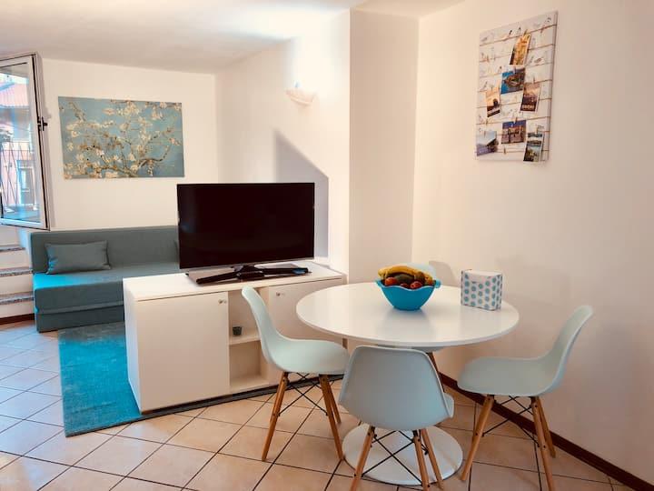 Appartamento mulino -balcone-