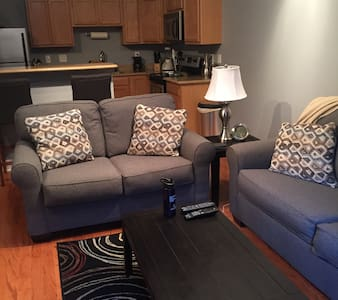 Large Condo in the Heart of the Short North - Columbus - Condominium