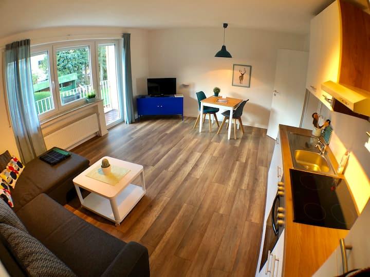 Auszeit-Eifel 60qm Appartement Nr.3