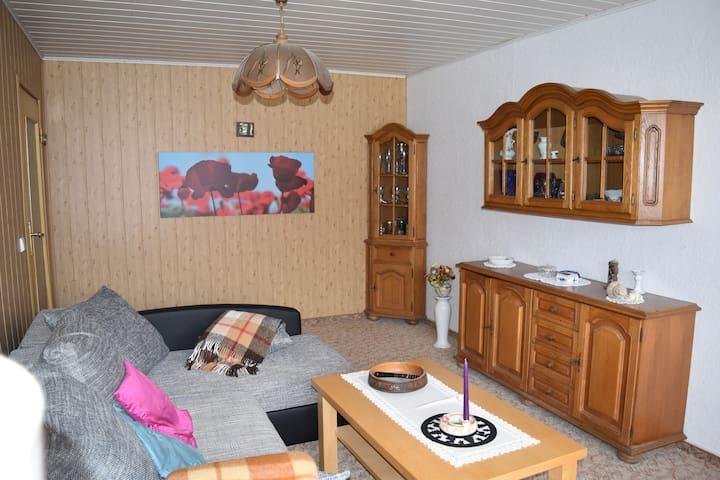 Wohnung an der Tanzlinde - Galenbeck