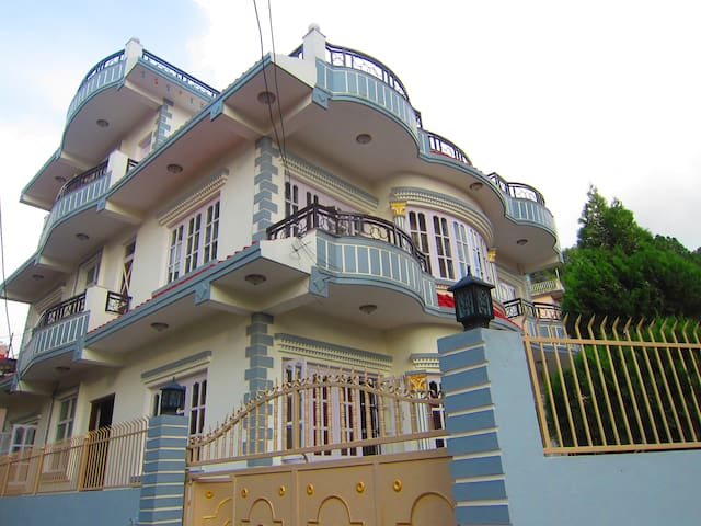 Welcome to your home in Kathmandu! - Kathmandu - House