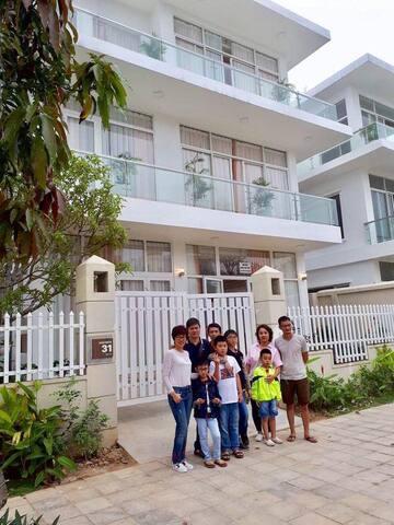 FLC Sầm Sơn resort biệt thự sao biển SB14 - Thị xã Sầm Sơn - Villa
