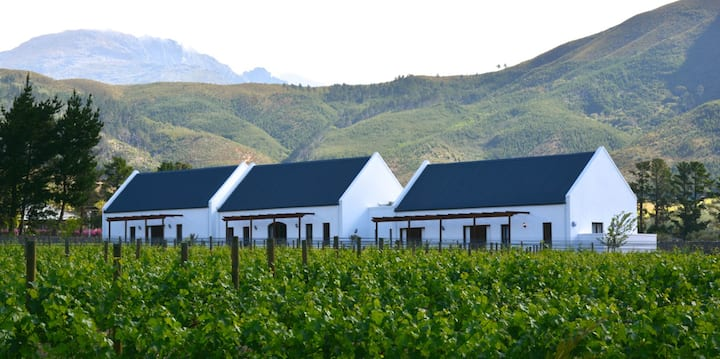 The Terraces @ Chambray Estate | Franschhoek