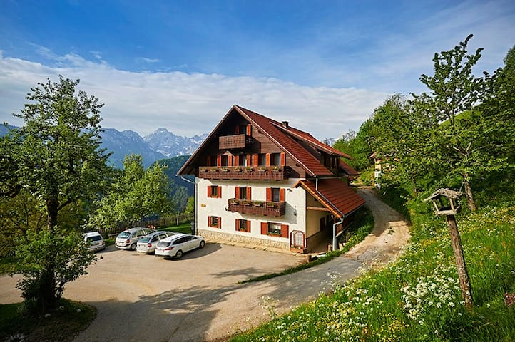 ★Fulfill your Alpine dreams with brilliant view