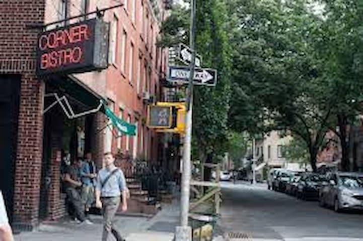 apt in west village - New York - Apartmen