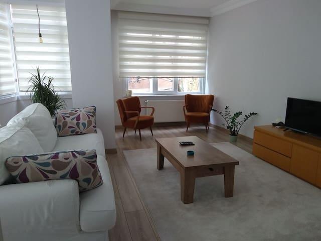 Silent house in the safest neighbourhood, Erenköy