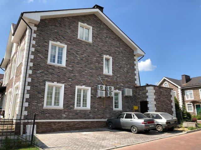 Дом в Грибаново, КП Европа-3
