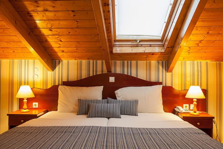 Superior Attic Room - Akti Hotel Ioannina