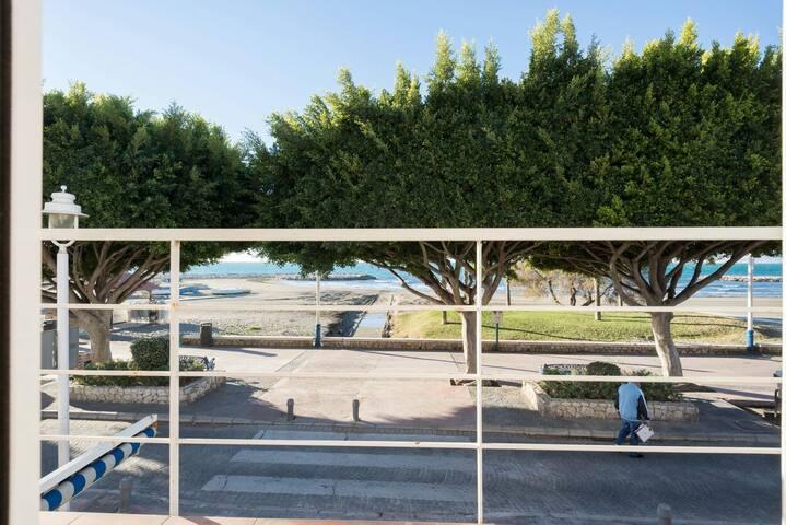 Apartamento frente al mar II - Málaga - Byt
