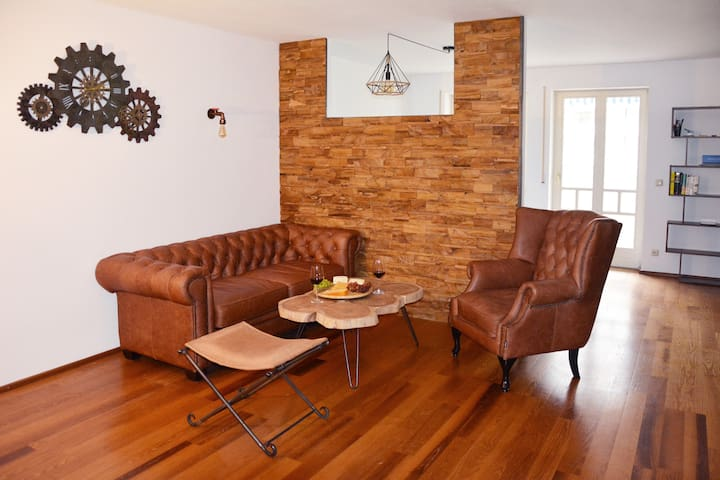 Central, Luxurious Apartment in Bad Reichenhall