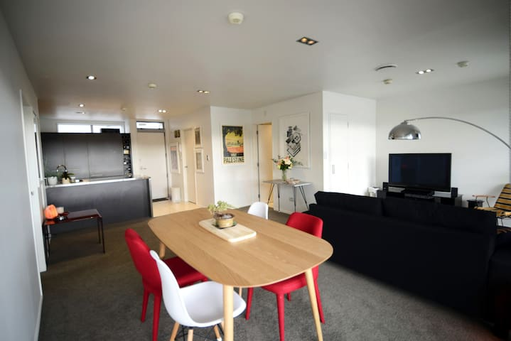 Modern spacious apartment - Auckland - Wohnung