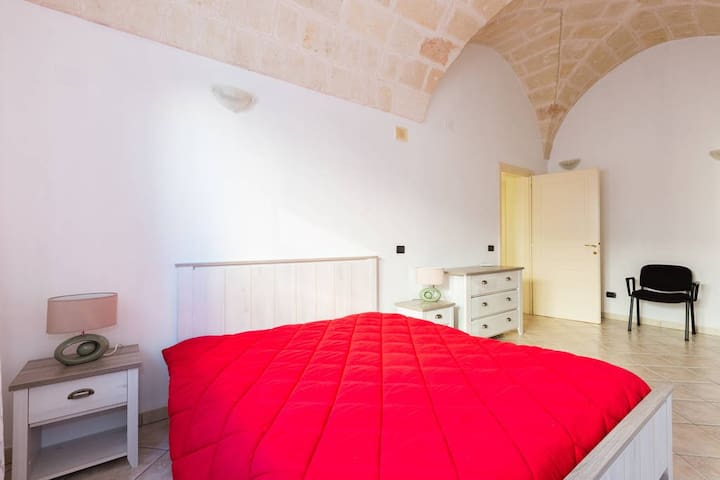 APARTMENT IN THE CENTER OF SAN VITO DEI NORMANNI