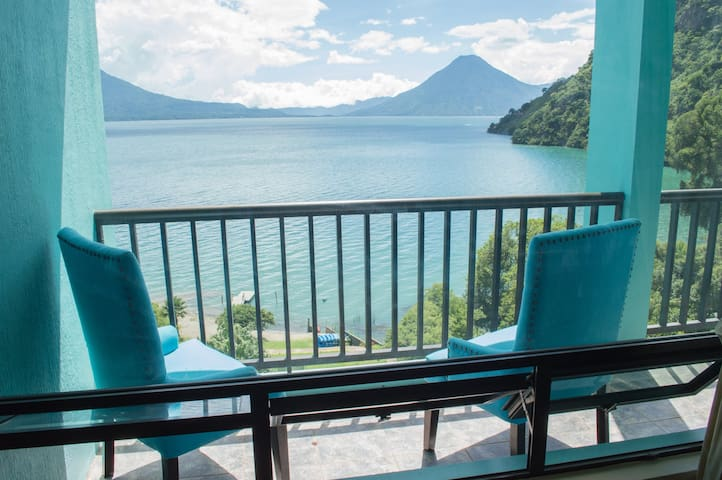 Beautiful Apartment with view to the Lake - Panajachel