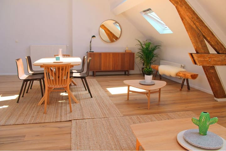 7.Stylish cosy LOFT. Diamond area & Central Park