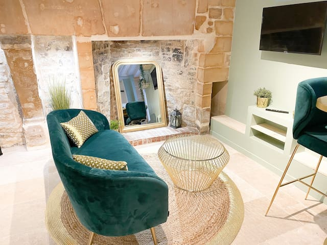 😍🛎Appartement design et chic hyper-centre de Caen