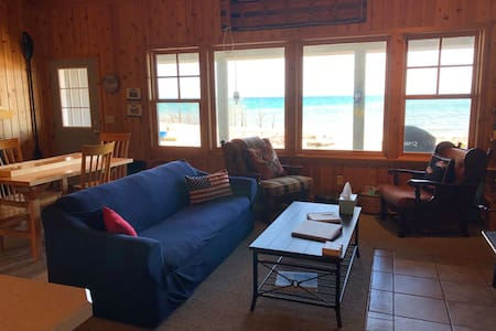 BeaverTales - a Beaver Island beach front cottage