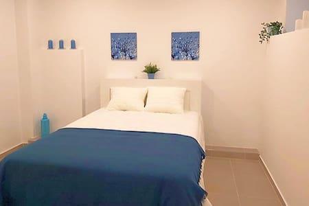 La Casa Azul de Málaga
