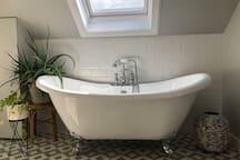 Slipper bath