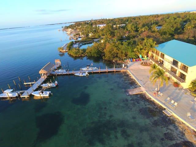 Executive Bay Club Islamorada FL Getaway