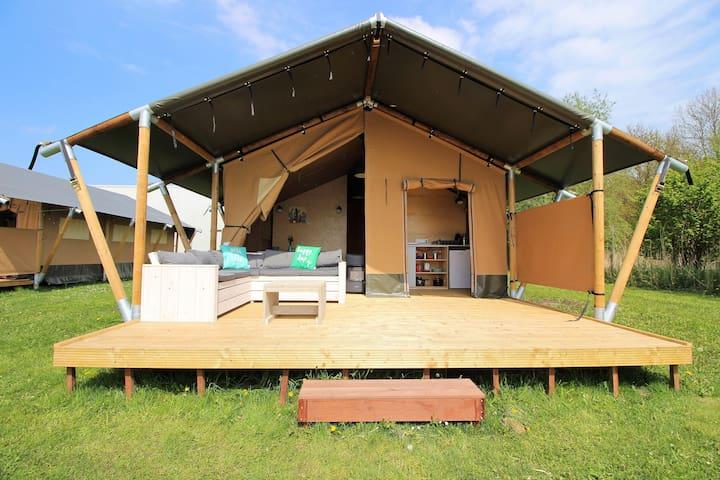 Safari lodge 'Utrecht´ new way of staying