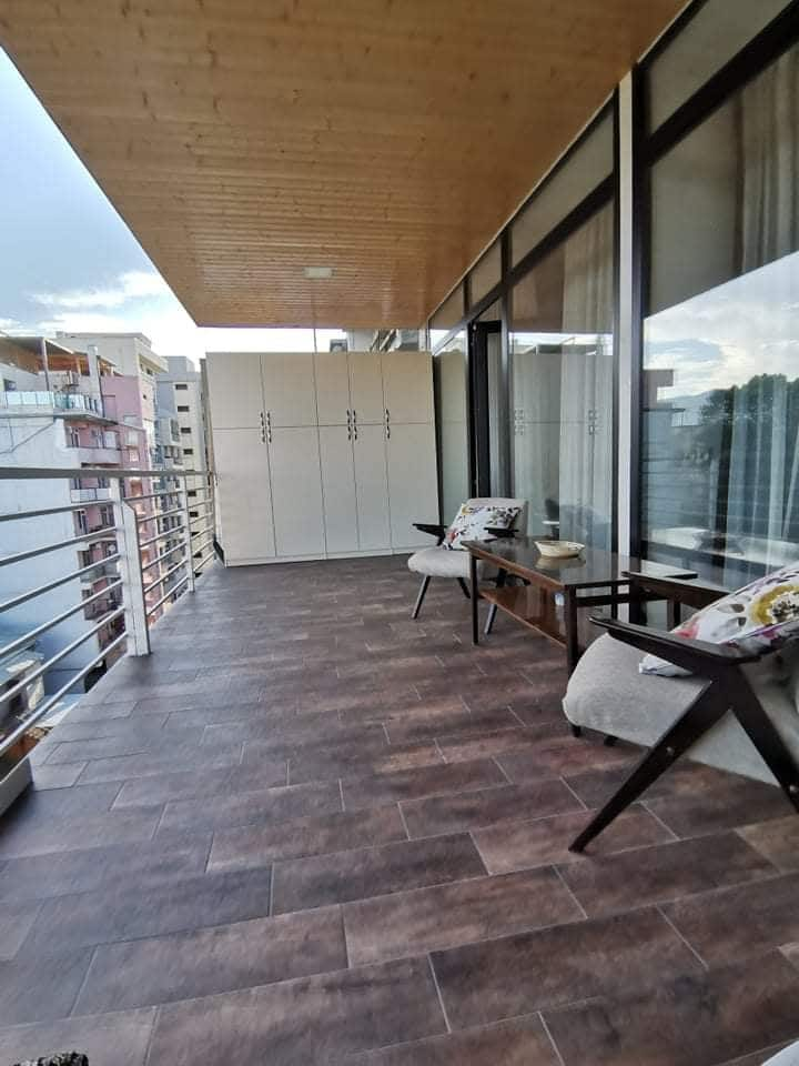Sunny apartment in Tbilisi with huge balcony
