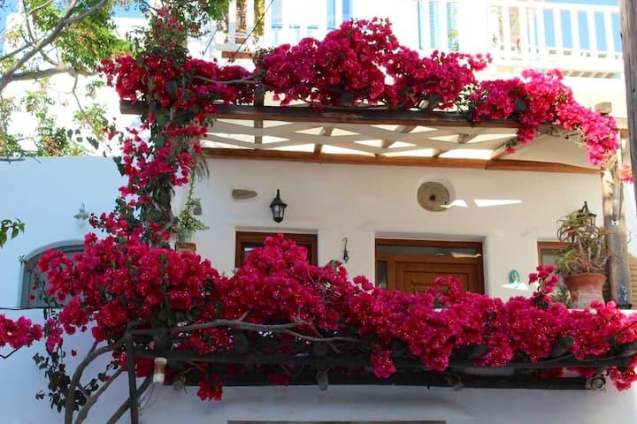 Cycladic House #InTheHeartOfMykonos