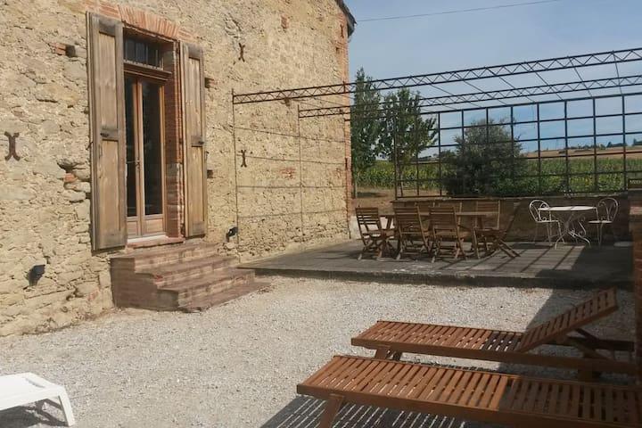 Gite 7 personnes à 28 km de Toulouse - Caraman - Haus