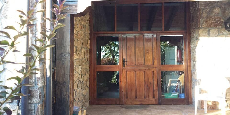 Casa rural El Quemao del Roble - Robledondo - Dom