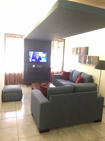 Apartamento en zona céntrica de Santiago