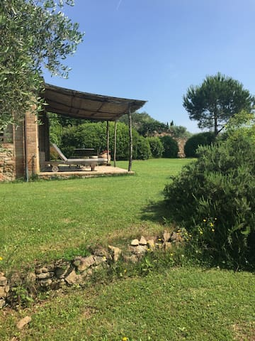 Romantic Tuscan Retreat - San Giovanni D'asso - Ev